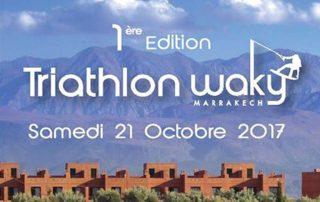 Triathlon Waky Marrakech